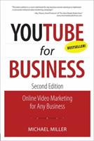 YouTube for Business: Online Video Marketing for Any Business 0789737973 Book Cover