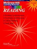 McGraw-Hill Spectrum Reading; Grade 5 1577681355 Book Cover