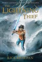 The Lightning Thief: The Graphic Novel 1423117107 Book Cover
