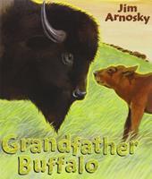 Grandfather Buffalo 0399241698 Book Cover