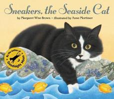 Sneakers, the Seaside Cat 0064436225 Book Cover