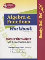 Algebra and Functions Workbook: Classroom Edition 0738605247 Book Cover