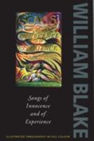 Songs of Innocence and of Experience Shewing the Two Contrary States of the Human Soul 0146000935 Book Cover