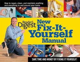 New Fix-It-Yourself Manual 0895778718 Book Cover