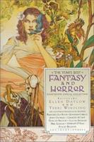 The Year's Best Fantasy and Horror: Fourteenth Annual Collection 0312275447 Book Cover