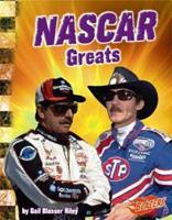 NASCAR Greats (Blazers) 1429612878 Book Cover