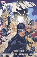Uncanny X-Men: Lovelorn 0785129995 Book Cover