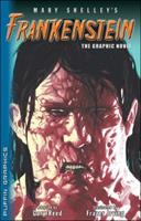 Mary Shelley's Frankenstein 0142404071 Book Cover