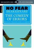 The Comedy of Errors 0451528395 Book Cover