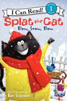 Blow, Snow, Blow 0062090275 Book Cover