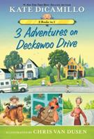 3 Adventures on Deckawoo Drive: 3 Books in 1 1536208647 Book Cover
