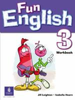 Fun English Level 3 (Fun English) 0582789486 Book Cover