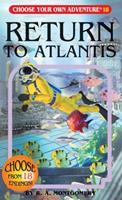 Return to Atlantis 0553271237 Book Cover