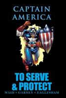 Captain America: To Serve and Protect 078515082X Book Cover
