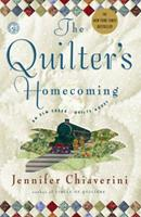 The Quilter's Homecoming 0743260236 Book Cover
