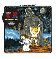 Goodnight Darth Vader / Darth Vader and Friends Deluxe Box Set (includes two art prints)