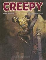 Creepy Archives Volume 25: Collecting Creepy 117-122 1506700322 Book Cover