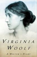 A Writer's Diary: Being Extracts from the Diary of Virginia Woolf 015698380X Book Cover