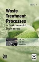 Waste Treatment Processes in Environmental Engineering Vol. 1 9351309118 Book Cover