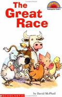 The Great Race (level 2) (Hello Reader, Level 2) 0590849093 Book Cover