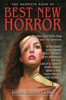 The Mammoth Book of Best New Horror 17 0786718331 Book Cover