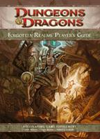Forgotten Realms Player's Guide (Forgotten Realms Supplement) 0786949295 Book Cover