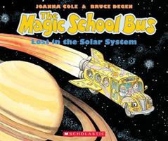 The Magic School Bus Lost in the Solar System 0590414291 Book Cover