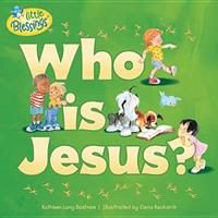 Who Is Jesus? (Little Blessings) 0842351442 Book Cover