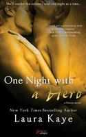 One Night with a Hero 1943336008 Book Cover