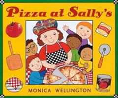 Pizza at Sally's 0547010206 Book Cover