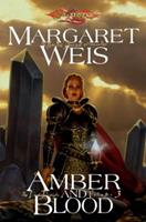 Amber and Blood 0786950668 Book Cover