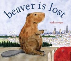 Beaver Is Lost 0375857656 Book Cover