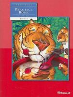 Trophies Practice Book: Grade 2: Just for You 0153235101 Book Cover