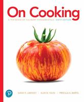 On Cooking: A Textbook of Culinary Fundamentals 0131945157 Book Cover