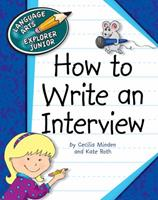 How to Write an Interview 1602799962 Book Cover