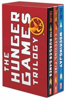The Hunger Games Box Set 0545670314 Book Cover