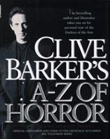 Clive Barker's A - Z of Horror 0061052779 Book Cover