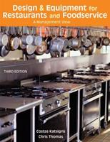 Design and Equipment for Restaurants and Foodservice: A Management View 0471460060 Book Cover
