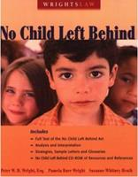 Wrightslaw: No Child Left Behind 1892320126 Book Cover