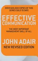 Effective Communication: The Most Important Management Tool Of All 0330347861 Book Cover