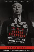 The Art of Alfred Hitchcock: Fifty Years of His Motion Pictures 0385155697 Book Cover