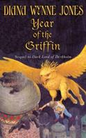 The Year of the Griffin 006447335X Book Cover