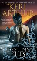 Destiny Kills 0553589601 Book Cover