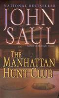 The Manhattan Hunt Club 0345490649 Book Cover