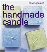 The Handmade Candle 1580173535 Book Cover