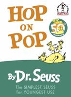 Hop on Pop 039480029X Book Cover