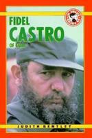Fidel Castro of Cuba (In Focus Biographies) 0671701983 Book Cover