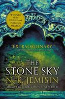The Stone Sky 0316229245 Book Cover