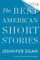 The Best American Short Stories 2014 0547819226 Book Cover