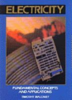 Electricity: Fundamentals, Concepts, & Applications 0827346751 Book Cover